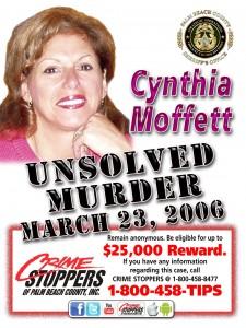 Moffett, Cynthia 25k (flyer)